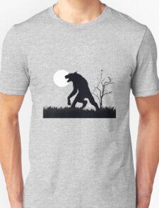 goosebumps werewolf Unisex T-Shirt