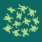 Froglets by Sophie Corrigan