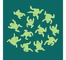 Froglets Photographic Print