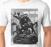 Greek Sculpture from Antiquity  Unisex T-Shirt