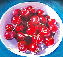 Cherries by soniamattson