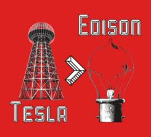 Tesla superiority Kids Tee