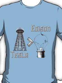 Tesla superiority T-Shirt
