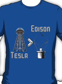 Tesla superiority T-Shirt