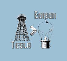 Tesla superiority Unisex T-Shirt