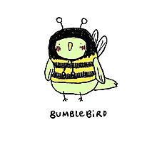 Bumblebird Photographic Print