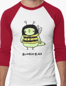 Bumblebird Men's Baseball ¾ T-Shirt