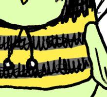 Bumblebird Sticker