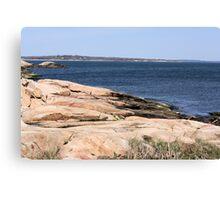 Narragansett, Rhode Island Canvas Print