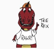 TEE REX COLOUR Kids Clothes