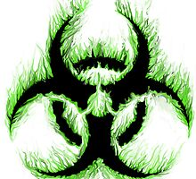 caustic biohazard  by zzjoshjosh