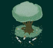 The Toughest Tree T-Shirt