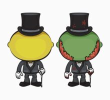 Dr. Lemon & Mr. Lime by Allison Bair