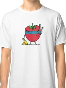 Stick Em Up...This Is A Strawberry Classic T-Shirt