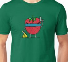 Stick Em Up...This Is A Strawberry Unisex T-Shirt