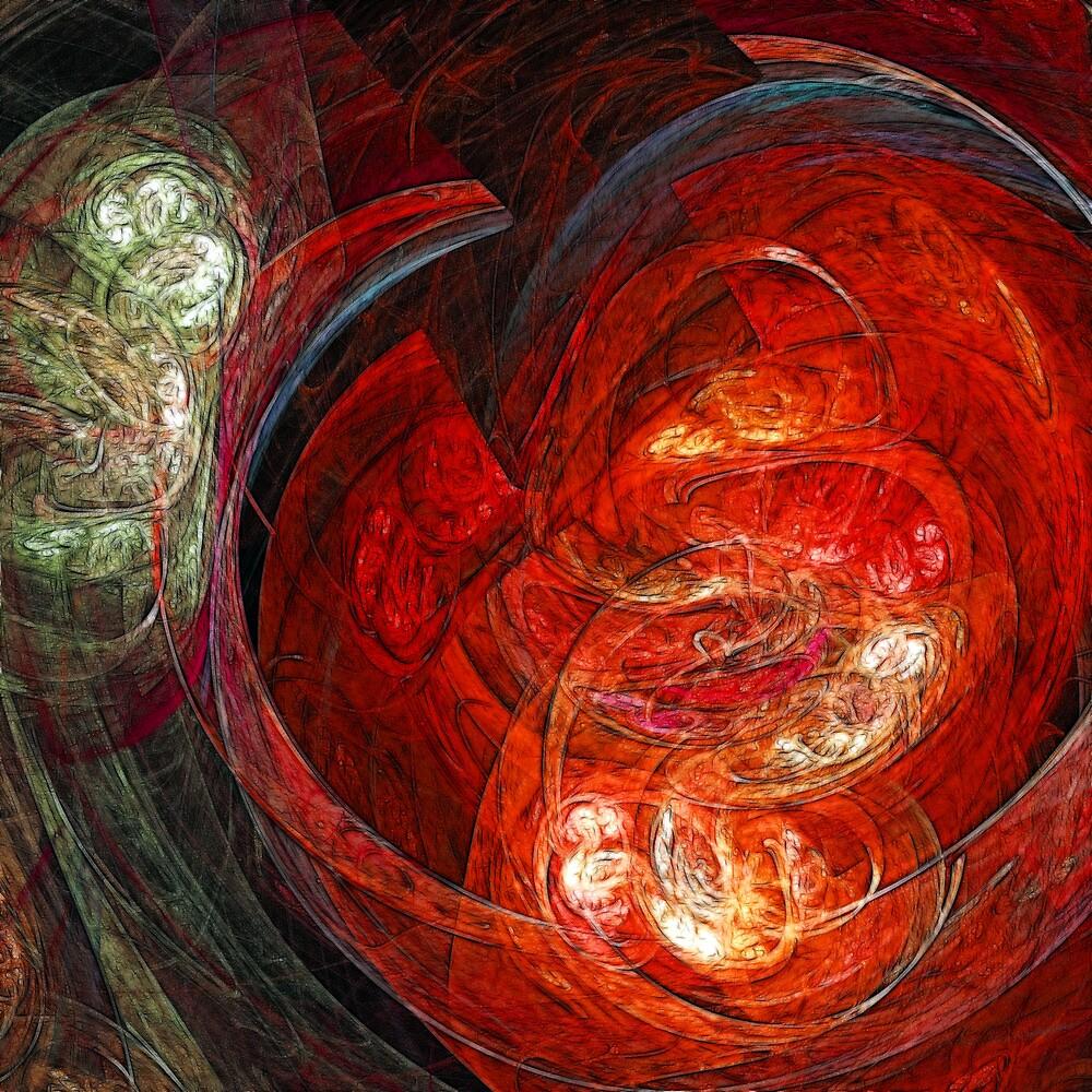 The First Plague by Benedikt Amrhein