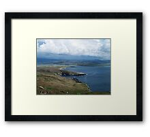 From Crohy Head 2 Framed Print