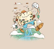 Mr Globetrotter Unisex T-Shirt