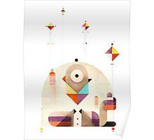 Kite Master Poster