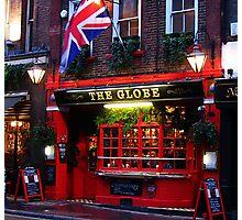 English Pubs 1 Photographic Print