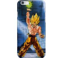 Dragon Ball Z Goku iPhone 4/4s Case iPhone Case/Skin
