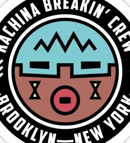 Kachina Breakin' Crew Sticker