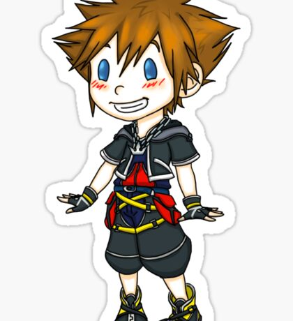 Heart Family - Sora Sticker