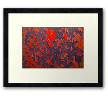 Surface  Framed Print