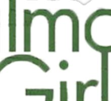 gilmore girls Sticker