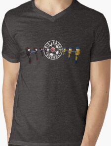 Big League Foosball | Community Mens V-Neck T-Shirt
