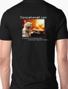 """""""concatenation"""" Tshirt T-Shirt"""