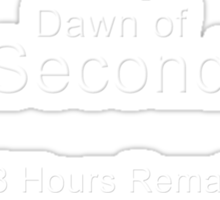 48 Hours Remain Sticker