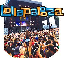 Lollapalooza by gomarlee