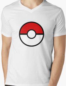 The Basics Mens V-Neck T-Shirt