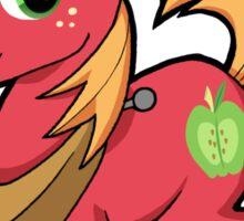 "My Little Pony Friendship is Magic Big Macintosh ""Big Mac"" Chibi Sticker Sticker"