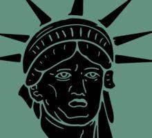 Liberty Scooter Club Sticker