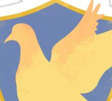 St. Pigeonation's Institute Sticker