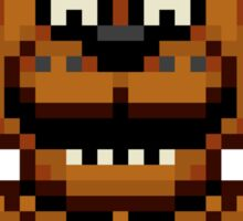 Five Nights at Freddy's - Freddy Fazbear Mini Pixel Sticker