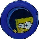 Spongebob Peeping 2 by SuperFluff
