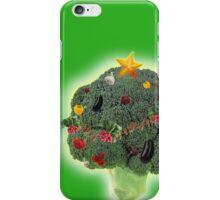 Merry Veggie Christmas! iPhone Case/Skin