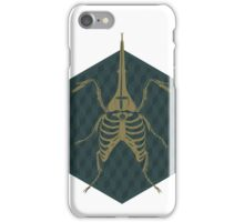 kitsch: motoskeleton iPhone Case/Skin