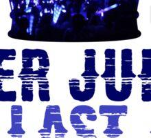 Super Junior The Last Man Standing Sticker