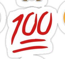 Variety Emoji Fade Sticker