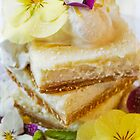 Luscious Lemon Bars by Lynnette Peizer