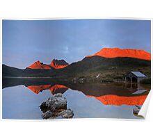 Cradle Mountain Awakening Poster