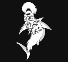 Lil B The Based God Shark Kids Clothes
