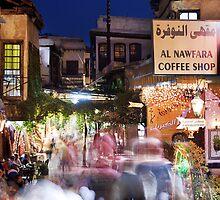 Night falls on Damascus by Fran53