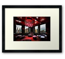 Windows of the World Framed Print
