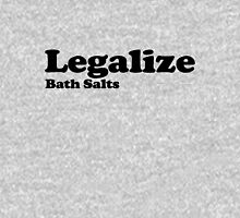 Legalize Bath Salts (Black Text) Unisex T-Shirt