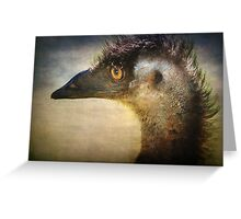 Really Nearly Handsome Greeting Card